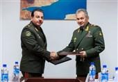 چگونگی مقابله با تهدیدات از افغانستان؛ محور تماس وزرای دفاع روسیه و تاجیکستان