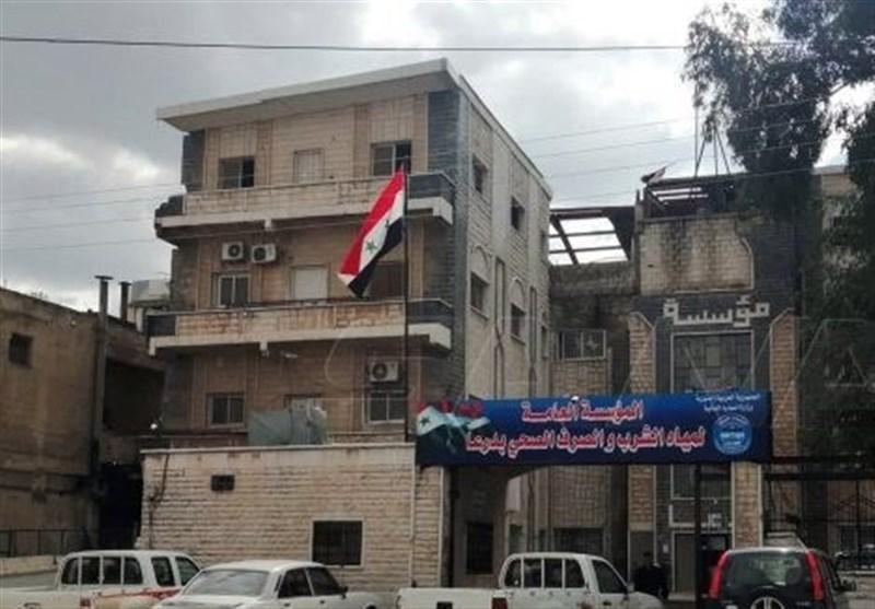 حمله به تاسیسات آب آشامیدنی درعا در جنوب سوریه و هرج و مرج در اردوگاه «الهول»