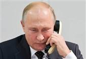 رایزنی تلفنی پوتین با روسای جمهوری قزاقستان و ازبکستان