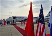 برقراری اولین پرواز از فلسطین اشغالی به مغرب
