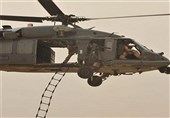 دوربینهای حرارتی و افشای هلی برن داعشیها به دست نظامیان آمریکایی
