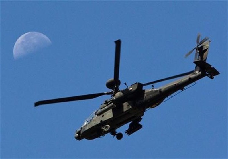 US Choppers Recorded Transferring Daesh Terrorists Across Iraq: PMU Leader