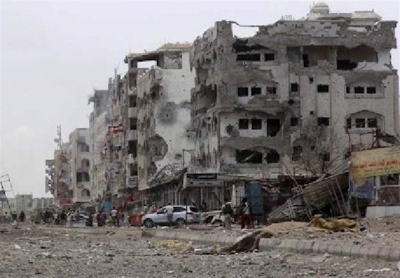 Yemeni City Leveled by 15,000 Saudi Shells