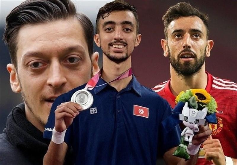 المپیک 2020 توکیو  تکواندوکاری که ستاره منچستریونایتد را نمیشناسد و خود را شبیه اوزیل میداند