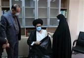 واکسن ایرانی کرونا به نماینده ولیفقیه در استان اردبیل تزریق شد