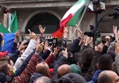 Italian Protesters Slam PM for Introducing Covid Health Passes (+Video)