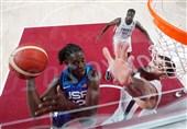 المپیک 2020 توکیو| فرانسه شگفتیساز شد/ شکست بهترین تیم بسکتبال جهان در گام نخست + جدول