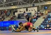 کشتی فرنگی نوجوانان قهرمانی جهان| رضایی به مدال نقره رسید، احمدیوفا پنجم شد