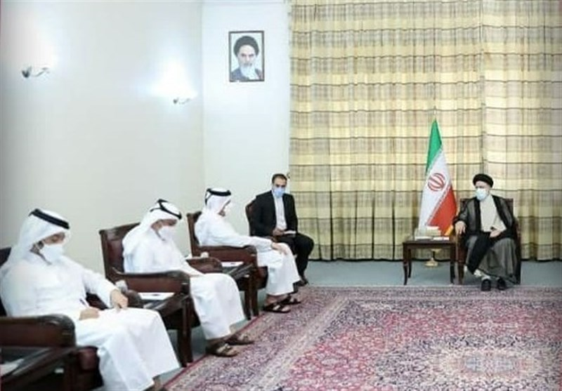 رئیسی: ایران ثابت کرده که دوست و شریکی مطمئن برای قطر است