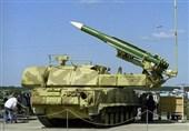 سوریه سامانه روسی به شکار موشکهای متجاوز اسرائیلی میرود