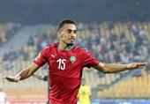 مدافع تیم ملی مراکش زوج کنعانیزادگان در خط دفاع الاهلی