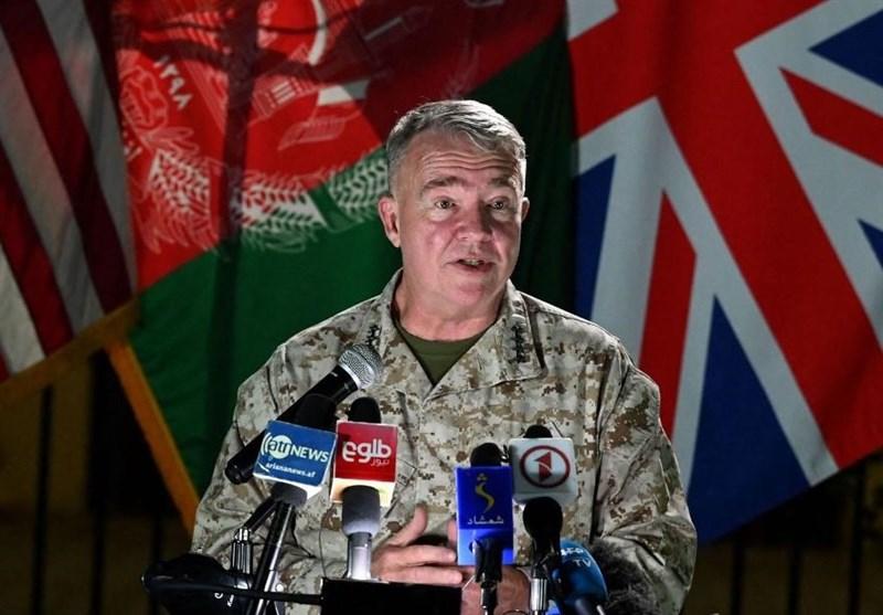 مکنزی: طالبان حملاتش را متوقف نکند حملات هوایی را افزایش میدهیم