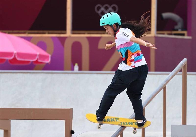 المپیک 2020 توکیو , اسکیت ,