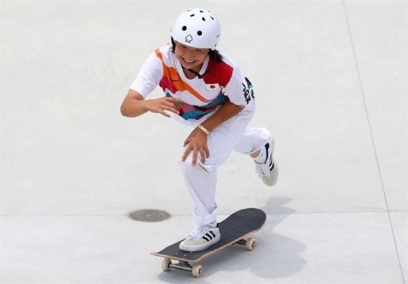 المپیک 2020 توکیو  تاریخسازی نوجوان ژاپنی با کسب مدال طلا در 13 سالگی!