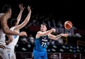 المپیک 2020 توکیو| پیروزی اسلوونی با درخشش خارقالعاده دانچیچ/ رکورد المپیک، دست نخورده باقی ماند