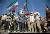 یادواره عملیات مرصاد در کرمانشاه برگزار شد