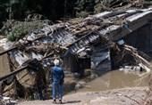 خسارات میلیاردی سیل ویرانگر آلمان به خطوط ریلی/ بازسازی برخی مناطق سالها زمان میبرد