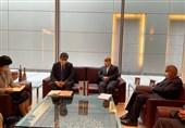 المپیک 2020 توکیو| دیدار وزیر ورزش ایران با همتای ژاپنی