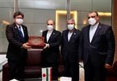 المپیک 2020 توکیو  اظهارات سفیر ایران در آیین گشایش نمایشگاه ایران زیبا