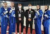 المپیک 2020 توکیو| صعود تیم ملی تکواندوی ایران به فینال مسابقات تیمی