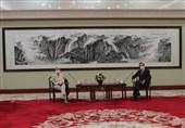 دیدار شرمن با وزیر خارجه چین درباره ایران