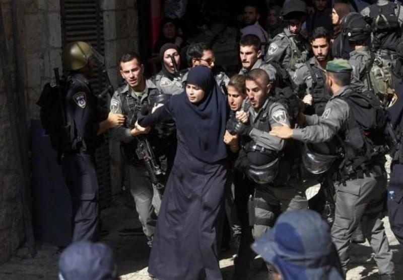 الاحتلال یعتقل فتاة من القدس المحتلة