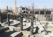 سازه بیمارستان 540 تختخوابی ایرانشهر امسال تکمیل میشود