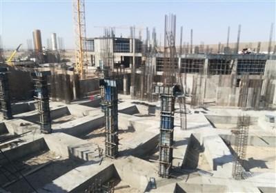 سازه بیمارستان ۵۴۰ تختخوابی ایرانشهر امسال تکمیل میشود