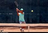 مسابقات بینالمللی تنیس آیتیاف جونیورز در اصفهان به روایت تصویر