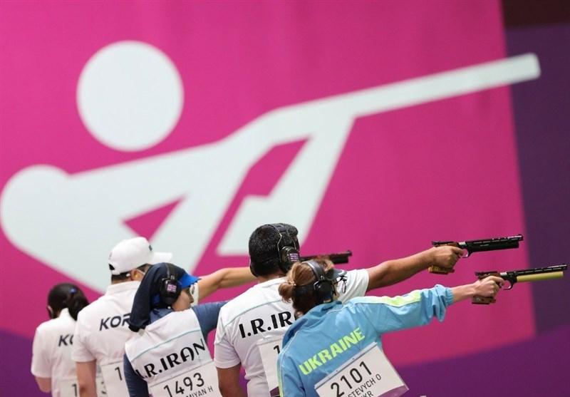 تیراندازی - المپیک 2020 توکیو ,