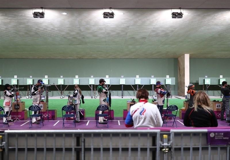 تیراندازی - المپیک 2020 توکیو , المپیک 2020 توکیو ,