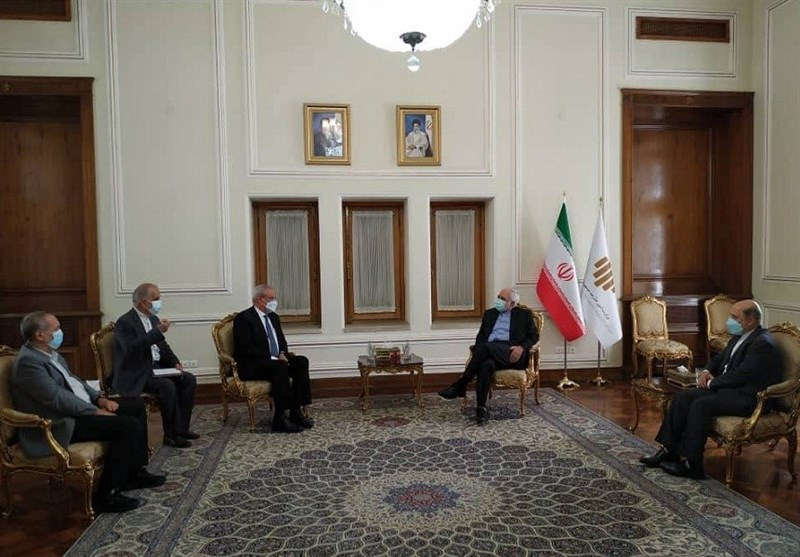 Cuba Vaccine Institute's Chief Meets with Iran's FM Zarif