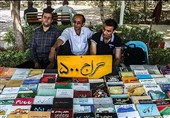 موجسواری دستفروشان کتاب روی دروغ «بدون سانسور»/ انتشار کتابی با نام یک مترجم از سوی 4 ناشر!