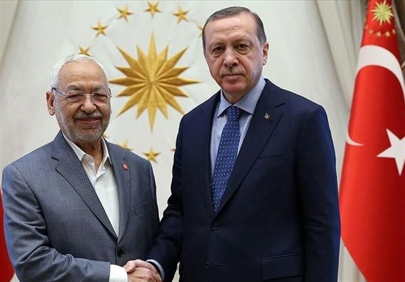 دلایل نگرانی آنکارا از کودتای تونس