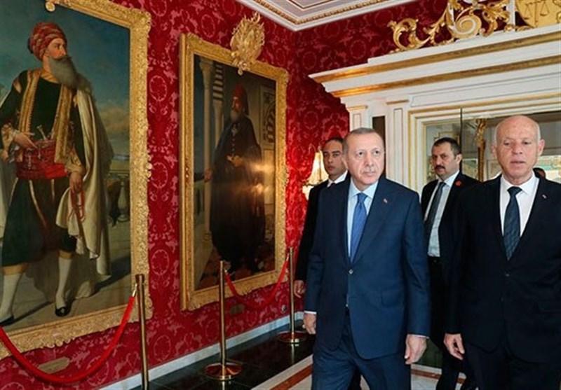 کشور ترکیه , رجب طیب اردوغان , کشور تونس ,