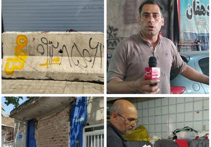 دادخواهی 320 نفر از کسبه محله علائین از قوه قضائیه برای عدم دریافت عوارض سنگین تجاری توسط شهرداری + فیلم