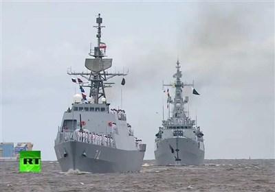 رکوردشکنی ناوگروه ارتش ایران در همسایگی ناتو/ چالش جدید آمریکا این بار در دریا
