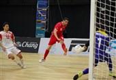 Iran, Egypt Share Spoils at Thailand Futsal Tournament