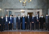 Enemy's Economic War Stymied by Iran's Effective Decisions: Rouhani