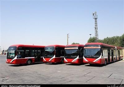 اتوبوسهای کاشان امروز رایگان خدمترسانی میکنند