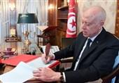 الرئیس التونسی یتعهد بحمایة المسار الدیمقراطی واحترام الشرعیة