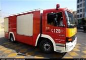 تصادف مرگبار آمبولانس با کامیون+ تصاویر