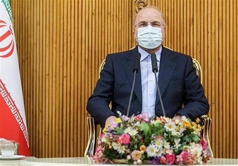 قالیباف در بدو ورود به سوریه: توافق نامه جامع همکاری های بین دو کشور در حال تهیه است