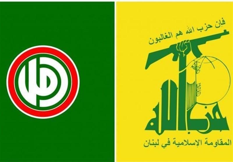 حزب الله و امل لبنان: حمله مسلحانه امروز کار عناصر وابسته به «سمیر جعجع» است