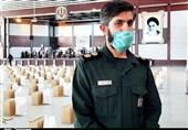 توزیع 2 هزار بسته کمک معیشتی در میان نیازمندان شهر پرند