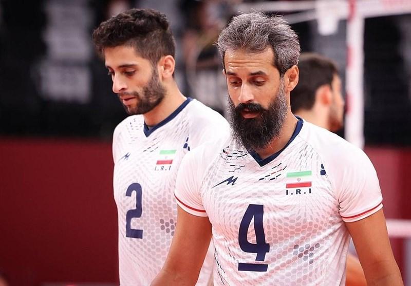 سعید معروف از والیبال خداحافظی کرد