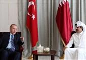 تماس تلفنی رئیسجمهور ترکیه با امیر قطر