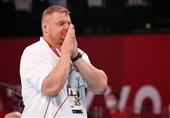 المپیک 2020 توکیو| آلکنو: ایتالیا کاملاً قویتر بود/ بازی اصلی ما 2 روز دیگر است