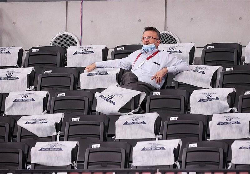 المپیک 2020 توکیو  داورزنی: نباید که همه بازیها را ببریم/ کانادا چیزی برای از دست دادن نداشت