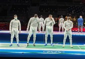 المپیک 2020 توکیو| دقایق پایانی دیدار شمشیربازی سابر ایران و ایتالیا و افسوس فخری + فیلم